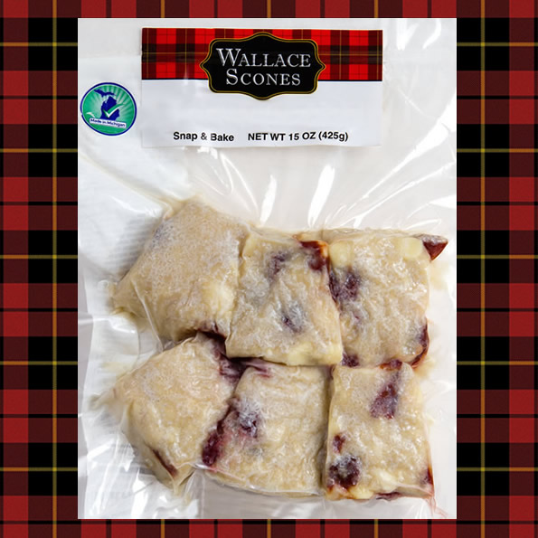 Frozen Scones