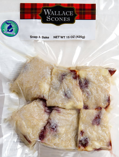 Frozen Scones - Ready to Bake