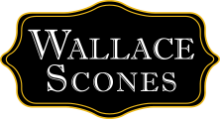 Wallace Scones Logo